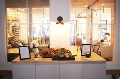 We Threw a Wedding (Registry Event) at Food52! more at my site You-be-fit.com