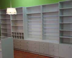 Resultado de imagen para estantes tienda de frutos secos estantes pinterest librer as - Mobiliario para merceria ...