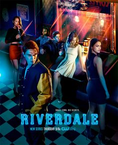 Original Soundtrack (Score) to the TV series Riverdale Music composed by Blake Neely. Riverdale Soundtrack by Riverdale Tv Show, Riverdale 2017, Riverdale Poster, Riverdale Archie, Riverdale Series, Watch Riverdale, Riverdale Jason, Riverdale Quiz, Riverdale Season 2