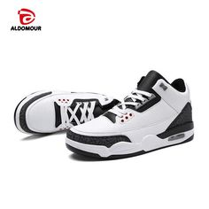 5f21950d34a8 ALDOMOUR Basketball Shoes Men Sneakers Large Size 39-47 Basket Homme  Trainers Zapatos De Baloncesto