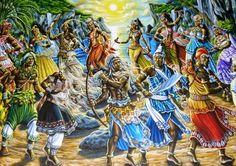 Dança dos Orixás Jerry D'oxossi