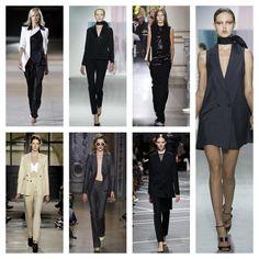 abecedario con todas las tendencias de moda de primavera verano 2013: t de traje