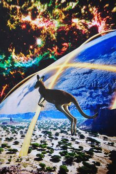 Image result for surreal animal collage