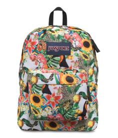 JanSport Superbreak Backpack, Other Clrs Mochila Jansport, Jansport Superbreak Backpack, Tote Backpack, Fashion Backpack, Tote Bag, Jungle Jam, Cute School Bags, Rolling Bag, Bags For Teens