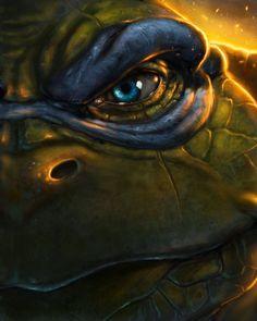 Leonardo - Teenage Mutant Ninja Turtles #tmnt