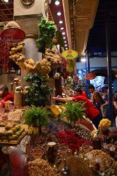 Istanbul- Spice Market