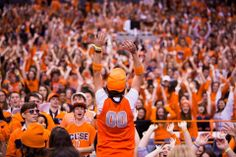 26 Signs You Bleed Orange For Syracuse Basketball
