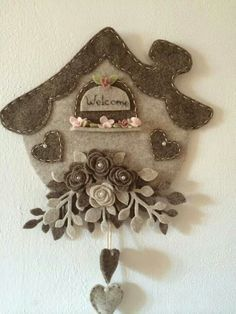 Risultati immagini per pinterest cucito creativo case bambole