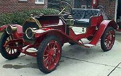 1909 Hudson Roadster - (Hudson Motor Car Co. Detroit, Michigan 1909-1954)
