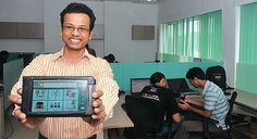 India's Bests: Ajit Narayanan : Inventor of Avaz