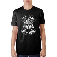Foot Clan New York T-Shirt