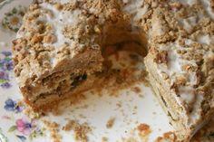 Bakergirl: Cinnamon Streusel Pecan Coffee Cake.