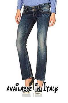 B078WW6DCG : LTB - Jeans - Donna gemma wash W31 .