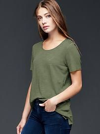 Vintage relaxed tee
