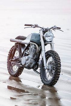 Custom yamaha sr 500