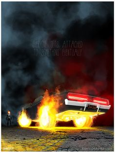 Ghost Rider by Nicolas Bannister Automobile, Ghost Rider Marvel, Bannister, Car Posters, Unique Cars, Car Wallpapers, Image Hd, Dodge Charger, Comic Character