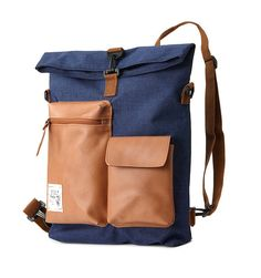 Slander City  Backpack Backpack (Navy)