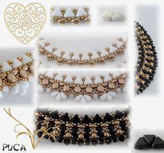 Collier Nina avec les perles Khéops de Puca