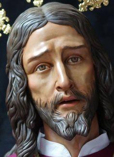 Jesus Christ. Sculptor: Gabriel Piñero