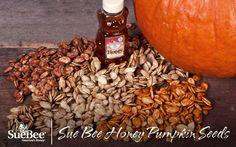 Sue Bee Honey Pumpkin Seed Recipes