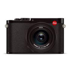 Leica Q (Typ 116) Black Anodized Digital Camera 19000 - Compact Cameras - Cameras - Harrison Cameras V2