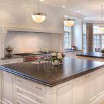 Granite Look Alike Countertops : ... Countertops on Pinterest Soapstone, Traditional kitchens and Granite