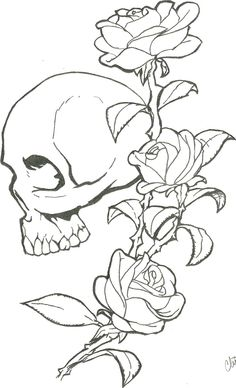 Skull tattoo chh dudrt - http://tattoosnet.com/skull-tattoo-chh-dudrt.html