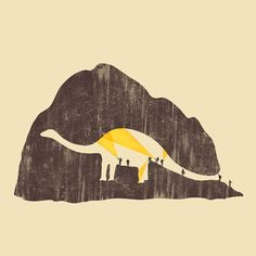 Found Anything Yet? - The Art of Negative Space by Tang Yau Hoong