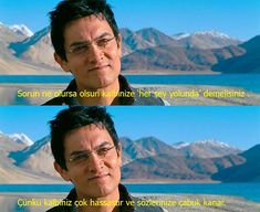 Aamir Khan Filmlerinden Unutulmayan Replikler Memorable Memes from Aamir Khan Movies Shahrukh Khan Family, Shahrukh Khan And Kajol, Aamir Khan, Versailles, Happy New Year Movie, Movie Quotes, Funny Quotes, Exam Motivation, Meaningful Photos