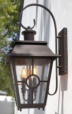"""Sigale Medium Lantern 12""""W x 26""""H"""