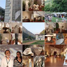 La mostra, suddivisa in due sezioni (sacro e profano) è attiva anche a #Pietrasanta dal 26.07 al 01.09 tutti i giorni con orario 18:30 - 23:30