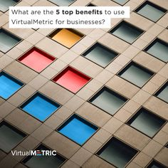 Discover the top 5 benefits of VirtualMetric for your business!  #HyperV #VMware #MsSQL #IIS #SSRS