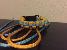 """Humpback Fishtail"" Paracord Bracelet"