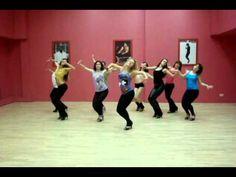 Christina Aguilera - Show me how you Burlesque choreography Maria Ivanova