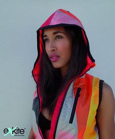 http://www.scenariomag.it/giacche-vento-exkite/ #jacket #kitesurf #style #fashion #womenswear #moda #giaccheavento