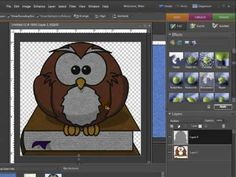 Creating Digital Scrapbooking Embelishments From Ordinary Clipart