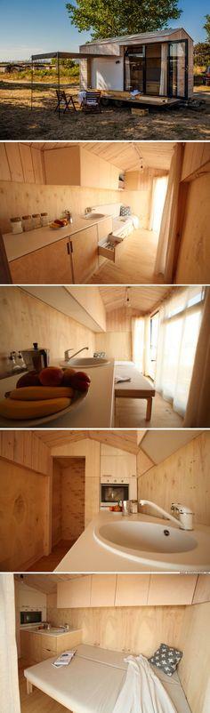 The Koleliba tiny house