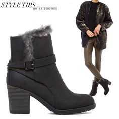 'Tis the season to keep it cozy and cute... #ShoeDazzle #Boots
