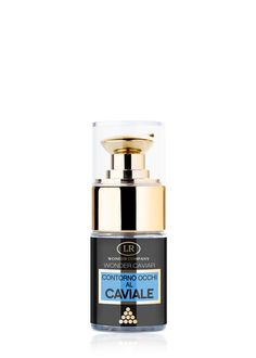 """Pearls have always made a woman's eyes shine. LR Wonder Company know that and so their eye-area cream contains """"wonder caviar"""", the best ingedients from the black sea pearls. Rich In Protein, Sea Pearls, Eye Contour, Bright Eyes, Black Sea, Amino Acids, Perfume Bottles, Good Things, Cosmetics"""