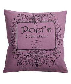"French Vintage Accent Decorative 100% Cotton Canvas Throw Pillow Cover Cushion 20 X 20"" Poet's Graden (Purple) Cushion Cover http://www.amazon.com/dp/B00RTTZGBS/ref=cm_sw_r_pi_dp_JCozvb1A1QFH5"