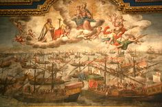 Our Lady, The Holy Rosary & The Battle of Lepanto ...