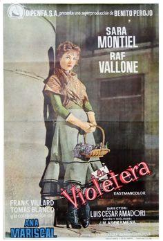 1958 / La violetera