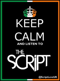 Cannot wait 'till I see them on the 7th! #thescript ##3