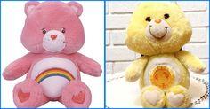 10 Original Care Bears That We Grew Up Loving
