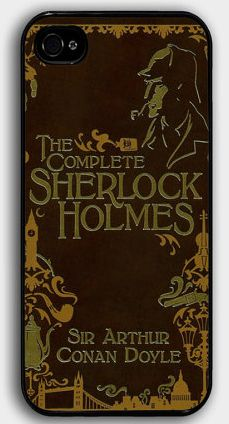 These book cover iphone cases can be found at Blue Box Cases on Etsy!