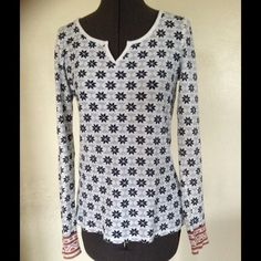 "Spotted while shopping on Poshmark: ""Lucky Brand Thermal Top""! #poshmark #fashion #shopping #style #Lucky Brand #Tops"