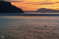 Sunrise on Amalfi Coast by Emiliano Russo photography