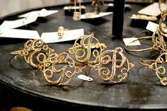 SB Louisville June Finds:Monogram bracelets at Work the Metal for $9.