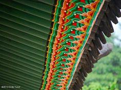 STAREE Emila Yusof: Beautiful Korean Dancheong art, South Korea.