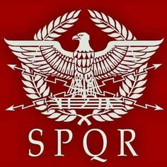 Crimson and Gold is my favorite color combination - added by falloutfanatic at Communism, its a party! Ancient Rome, Ancient History, Warrior Symbols, Roman Soldiers, Toy Soldiers, Roman Armor, Roman Centurion, Roman Warriors, Roman Legion